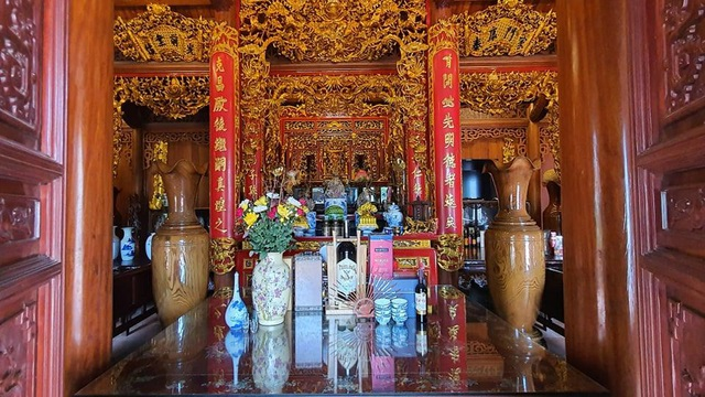 """""""Biệt phủ"""" của đại gia Hà Nội: Rộng nghìn mét, nội thất được dát vàng xa xỉ - 7"""
