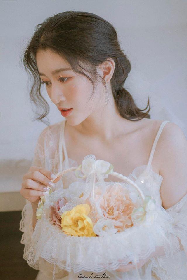 Vẻ đẹp mơ mộng như nàng thơ của Hoa khôi sinh viên Việt tại Nhật - 5