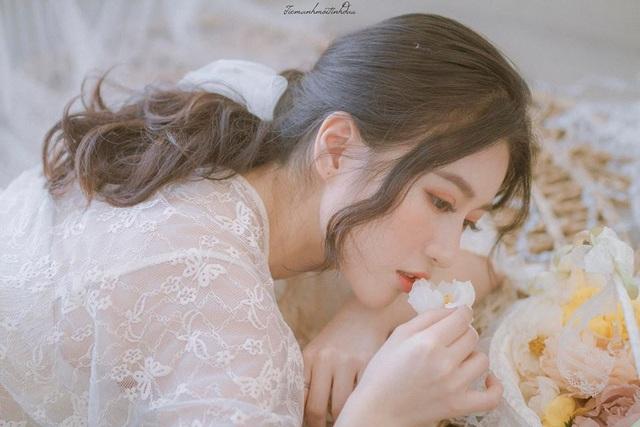 Vẻ đẹp mơ mộng như nàng thơ của Hoa khôi sinh viên Việt tại Nhật - 6