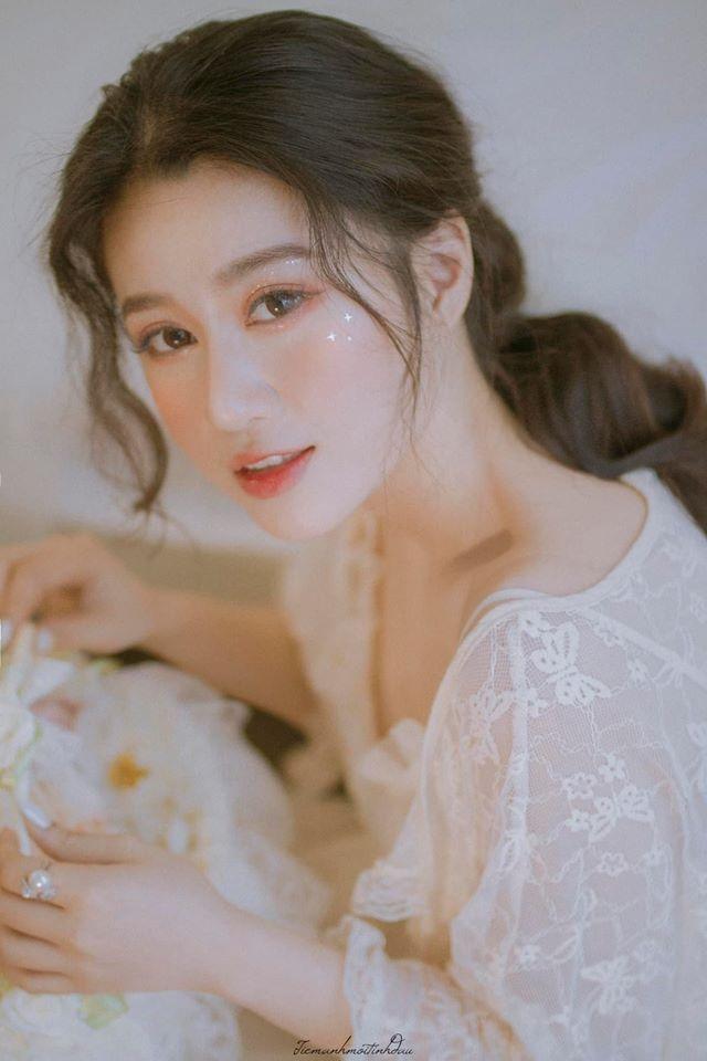 Vẻ đẹp mơ mộng như nàng thơ của Hoa khôi sinh viên Việt tại Nhật - 8