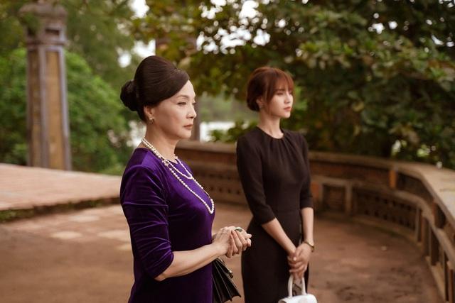 Ninh Dương Lan Ngọc: Tôi ngưỡng mộ gia đình NSND Lê Khanh, NSND Hồng Vân - 4