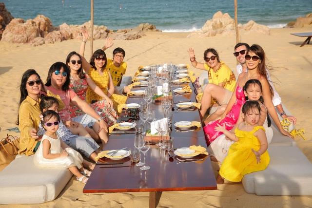 Hà Anh chịu chi đưa cả nhà đi nghỉ dưỡng nhân dịp sinh nhật con gái - 11