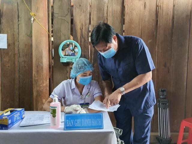 Thứ trưởng Bộ Y tế: Không để ổ dịch bạch hầu tại Đắk Nông bùng phát trở lại - 1