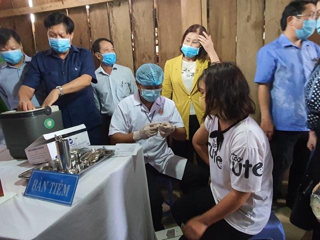 Thứ trưởng Bộ Y tế: Không để ổ dịch bạch hầu tại Đắk Nông bùng phát trở lại - 2