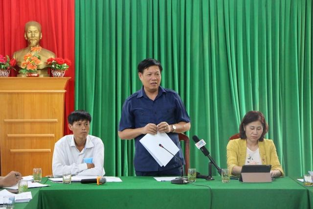 Thứ trưởng Bộ Y tế: Không để ổ dịch bạch hầu tại Đắk Nông bùng phát trở lại - 3