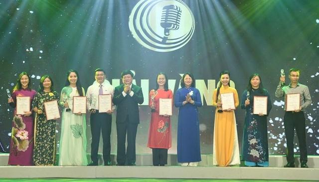 Trao 25 giải Vàng, 65 giải Bạc tại Liên hoan Phát thanh toàn quốc 2020 - 1