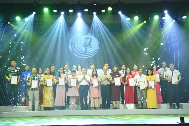Trao 25 giải Vàng, 65 giải Bạc tại Liên hoan Phát thanh toàn quốc 2020 - 3