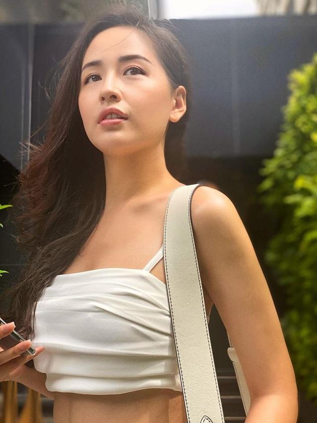 Hoa hậu Mai Phương Thuý, Ngọc Hân táo bạo bất ngờ với ảnh áo tắm, bán nude - 6