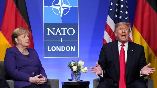 Thủ tướng Đức: Châu Âu cần đón nhận việc Mỹ rút vai trò lãnh đạo thế giới - 1