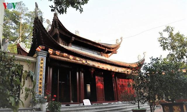 Khám phá ngôi chùa nghìn tuổi ở Bắc Ninh không có hòm công đức - 1