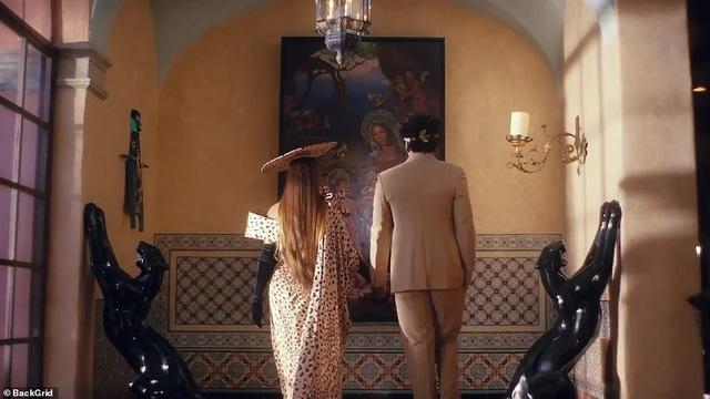 """Beyonce gây sốt với hình ảnh đẹp """"mãn nhãn"""" trong album visual mới - 9"""