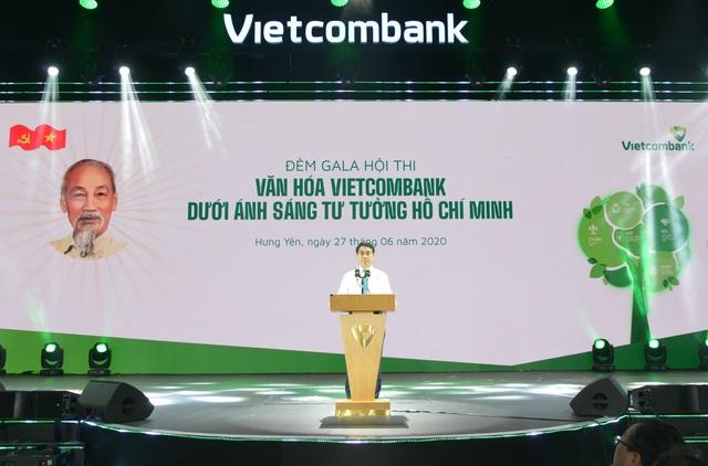 """Hội thi """"Văn hóa Vietcombank dưới ánh sáng tư tưởng Hồ Chí Minh"""" thành công tốt đẹp - 1"""
