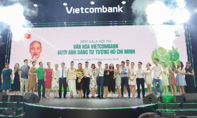"""Hội thi """"Văn hóa Vietcombank dưới ánh sáng tư tưởng Hồ Chí Minh"""" thành công tốt đẹp - 5"""