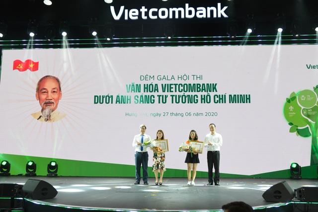 """Hội thi """"Văn hóa Vietcombank dưới ánh sáng tư tưởng Hồ Chí Minh"""" thành công tốt đẹp - 4"""