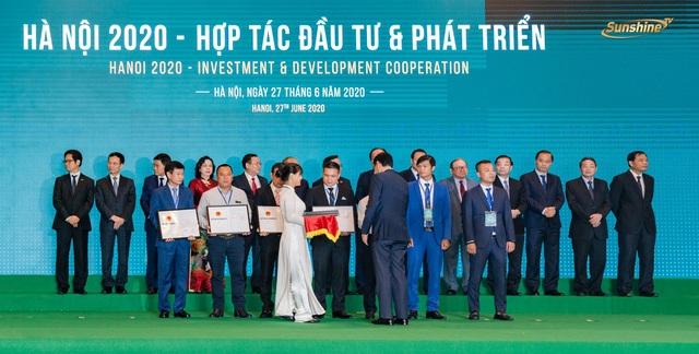 Sunshine Empire lọt Top dự án có tổng mức đầu tư lớn nhất vừa được Thành phố trao quyết định chủ trương đầu tư - 2