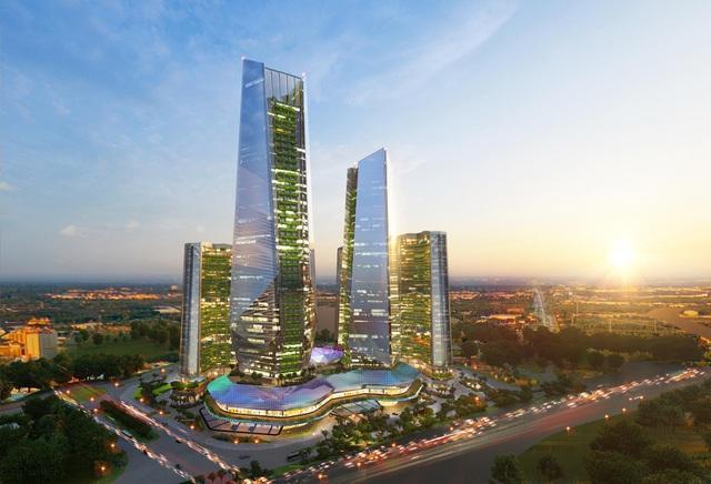 Sunshine Empire lọt Top dự án có tổng mức đầu tư lớn nhất vừa được Thành phố trao quyết định chủ trương đầu tư - 3