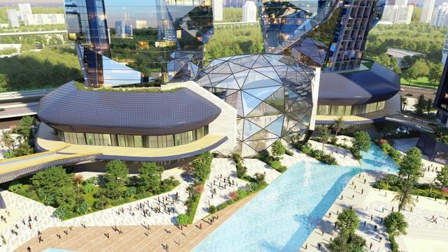 Sunshine Empire lọt Top dự án có tổng mức đầu tư lớn nhất vừa được Thành phố trao quyết định chủ trương đầu tư - 4