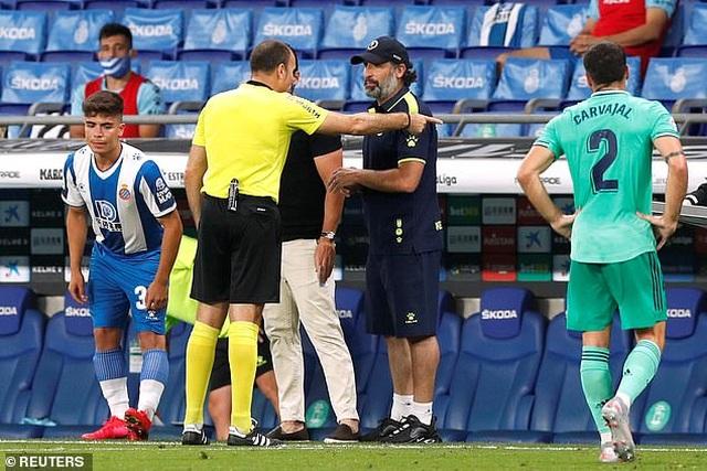 Hạ Espanyol, Real Madrid bứt phá ở ngôi đầu bảng La Liga - 3