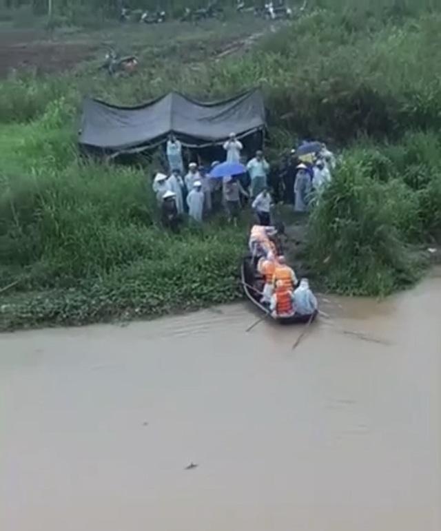 3 học sinh bị nước cuốn tử vong - 1