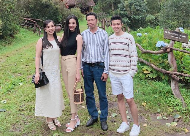 Sao Việt thể hiện tình cảm trong Ngày gia đình  - 12