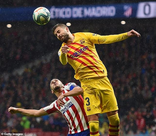 Barcelona - Atletico: Cuộc chiến sống còn - 2