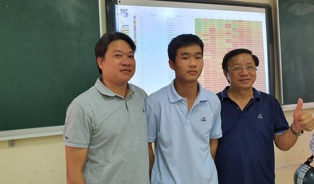 Quảng Bình: Nam sinh lớp 12 giành vé tham dự Olympic Tin học châu Á 2020 - 1