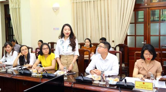 """Bộ trưởng Đào Ngọc Dung: """"Thu hút tài năng, Bộ mong tìm được người tài…"""" - 3"""