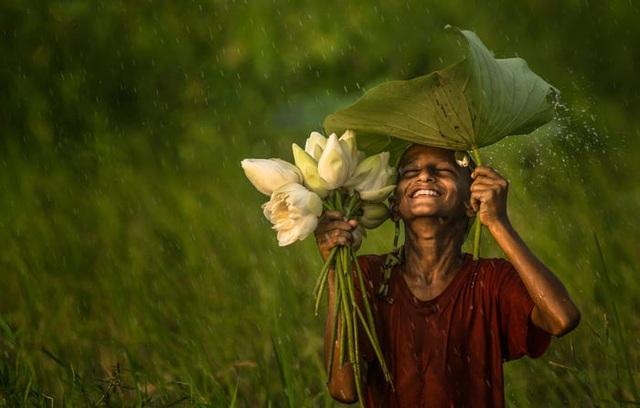 Thư giãn tâm trí với 25 bức ảnh màu xanh tuyệt đẹp - 1