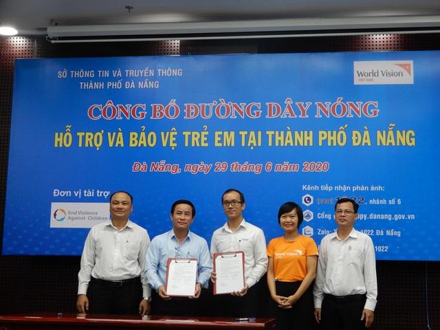 Đà Nẵng: Công bố đường dây nóng 1022 hỗ trợ bảo vệ trẻ em - 2