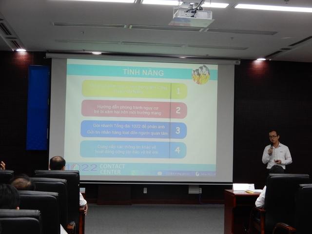 Đà Nẵng: Công bố đường dây nóng 1022 hỗ trợ bảo vệ trẻ em - 1