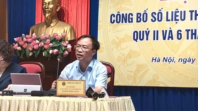 Covid-19 khiến tăng trưởng kinh tế Việt Nam thấp nhất 30 năm qua - 1