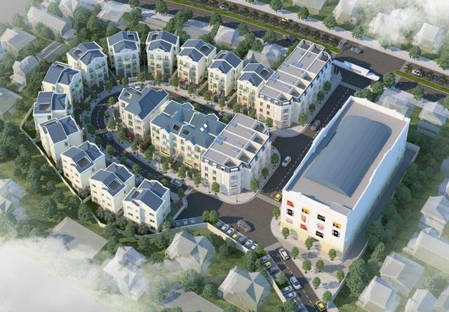 Eurowindow Holding khởi công xây dựng dự án Melinh Plaza Yên Bái - 1