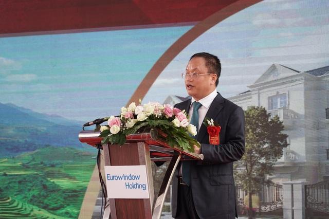 Eurowindow Holding khởi công xây dựng dự án Melinh Plaza Yên Bái - 2