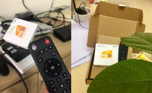 Hé lộ thông tin MyTV Box 2020 thế hệ mới của VNPT - 1