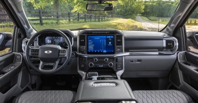 So sánh Ford F-150 thế hệ mới và cũ - 7