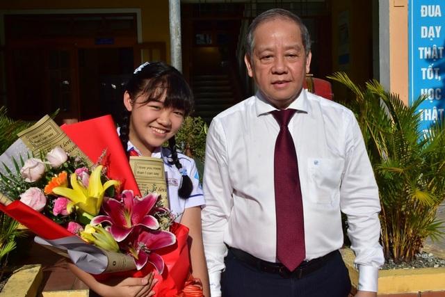 Bức thư gửi mệ Sương bán xôi giúp nữ sinh giành giải Nhất cuộc thi UPU - 3
