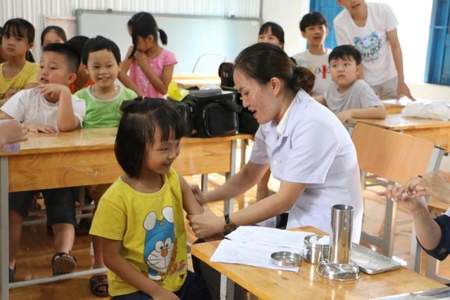 37 ca mắc bạch hầu tại Đắk Nông đã được chữa khỏi - 1