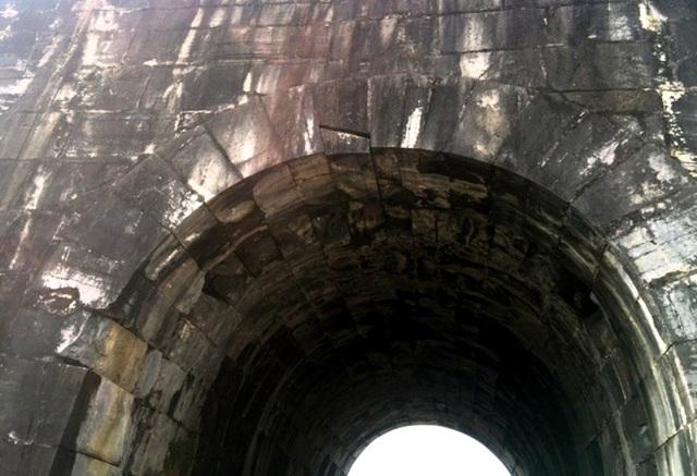Khánh thành tu sửa mái vòm cổng công trình bằng đá độc nhất vô nhị - 1