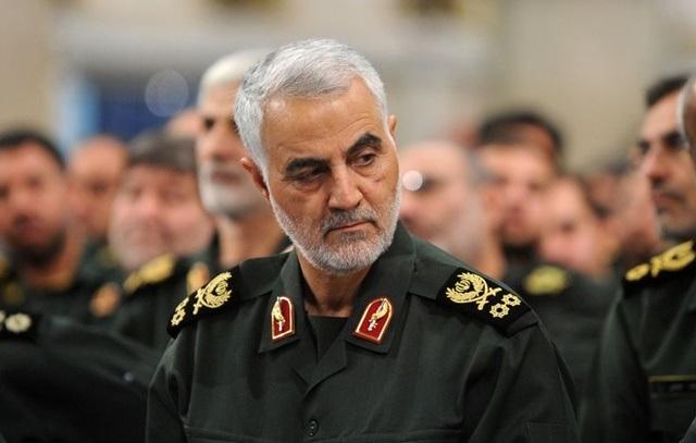 Iran phát lệnh bắt giữ Tổng thống Trump vì vụ sát hại tướng cấp cao - 1