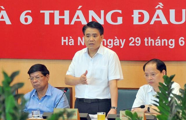 Chủ tịch Hà Nội: Dân chậm đóng tiền cũng không cắt điện, nước ngày nóng - 1