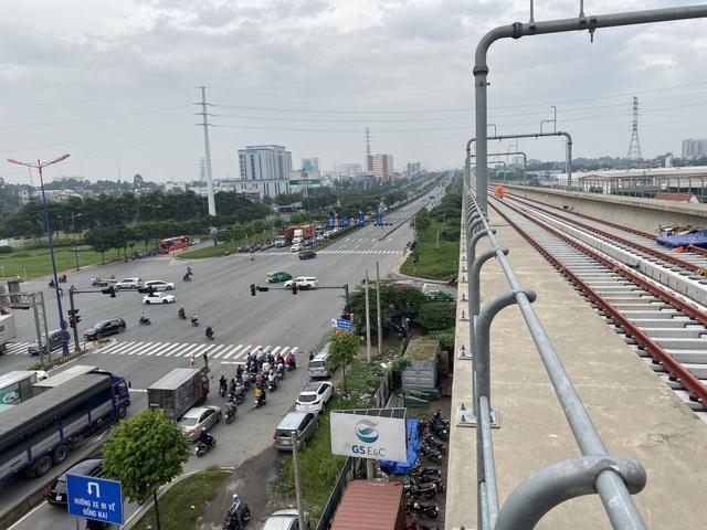 TPHCM kiến nghị chi thêm gần 3.700 tỷ đồng cho tuyến metro số 1 - 2
