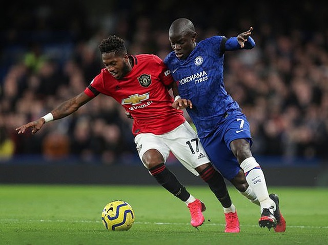 Bán kết FA Cup: Man Utd gặp Chelsea, Man City đối đầu Arsenal - 1