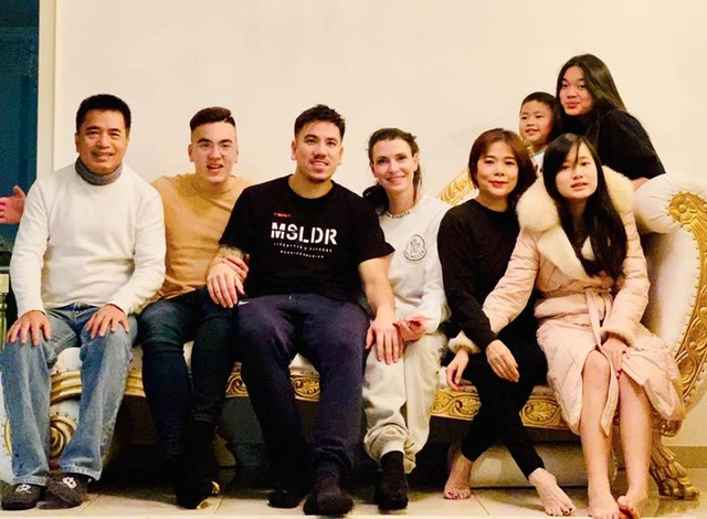 Sao Việt thể hiện tình cảm trong Ngày gia đình  - 10