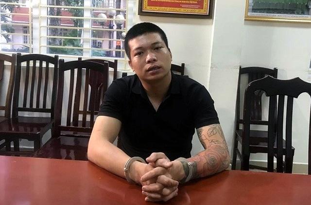 Làm rõ hành vi của người phụ nữ bí ẩn trong vụ cướp tiệm vàng ở Hà Nội - 1