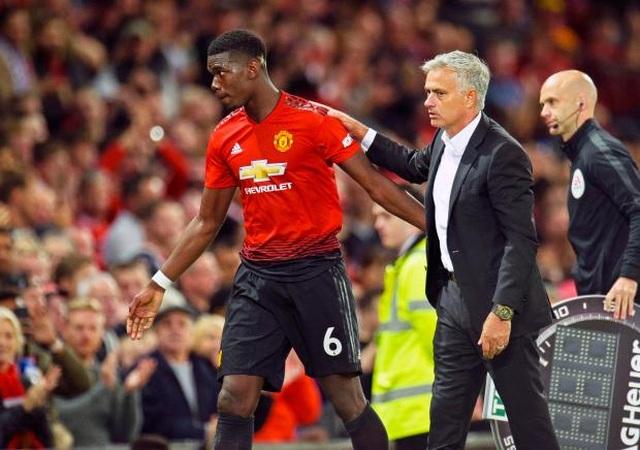 """Mourinho lại xung đột với cầu thủ: """"Gây chiến"""" ở khắp mọi nơi? - 2"""