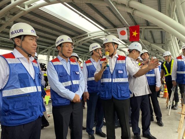 TPHCM kiến nghị giải quyết khó khăn tài chính cho 2 tuyến metro - 1