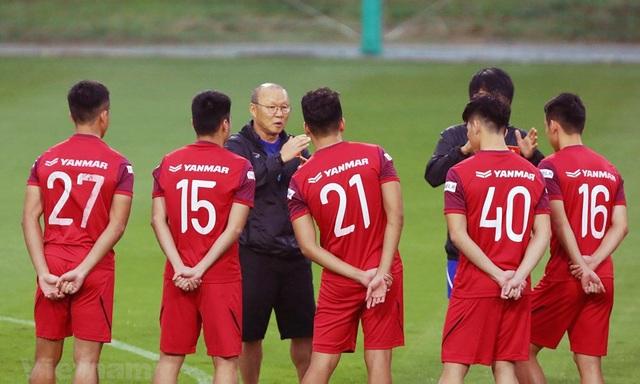 HLV Park Hang Seo công bố danh sách U22 Việt Nam - 1