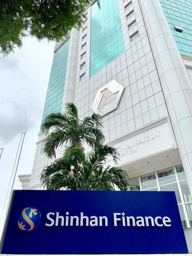 Shinhan Finance nhận giải thưởng Phát triển bền vững năm 2020 - 2