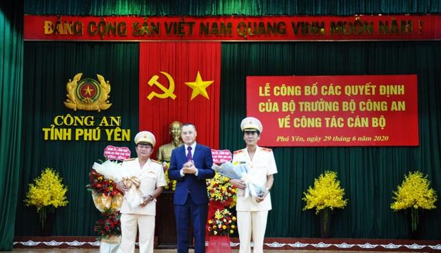 Phó Giám đốc Công an Gia Lai làm Giám đốc Công an Phú Yên - Ảnh minh hoạ 2