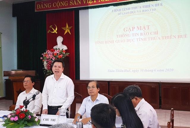 Thừa Thiên Huế: Công bố thông tin tuyển sinh đầu cấp năm học 2020-2021 - 2